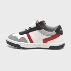 Pantofi pentru Scoala din piele naturala