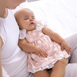 Rochie cu chilot bebe MAYORAL 1820M mama