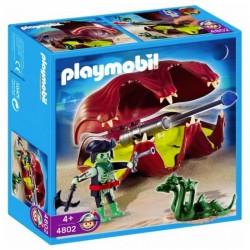 Playmobil Scoica cu tun 5005J