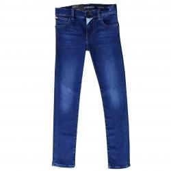 Pantaloni baieti denim GUESS Kids L74A13