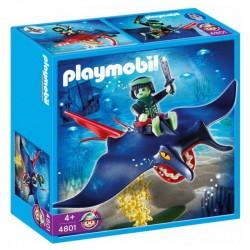 Playmobil Pirat cu Pisica de mare 4894J