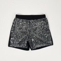 Pantaloni scurti fete ocazie 2116MH