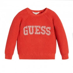 Pulover fete GUESS Kids N01R00