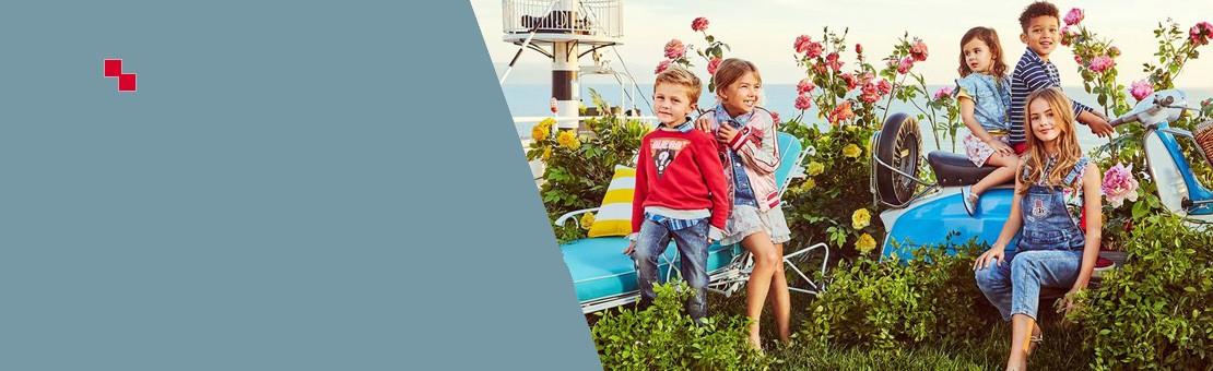 banner1-GUESS kids haine copii colectie primavara